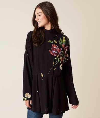 Free People Gemma Tunic Top