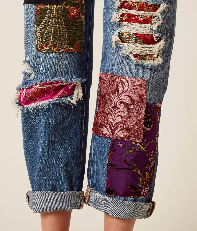 5f65bbf6d0181c Free People Lux Boyfriend Jean - Women's Jeans in Blue | Buckle