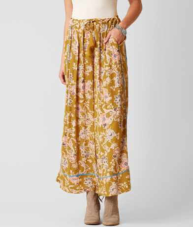 Free People Bali Wildflower Wide Leg Pants
