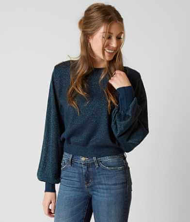 Free People Let It Shine Sweatshirt