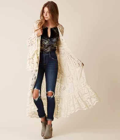 Free People Rhiannon Cardigan