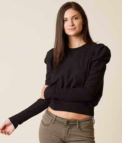 Free People Solid Zaza Sweatshirt