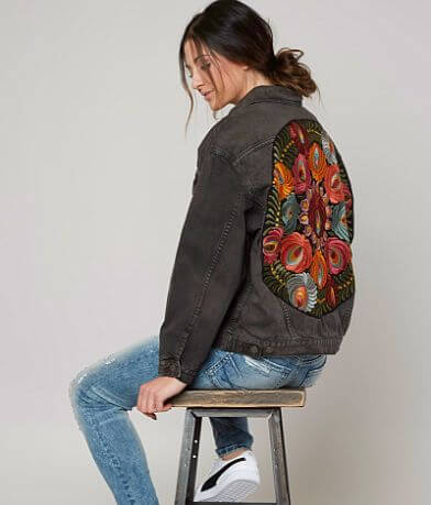 Free People Storm Wash Jacket