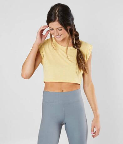 Free People Stellar Cropped T-Shirt