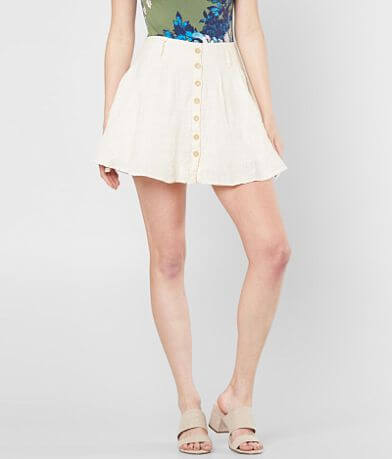 Free People Daze Away Mini Skort