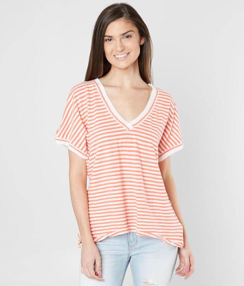 573a812869b84 Free People Take Me T-Shirt - Women s T-Shirts in Orange