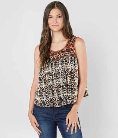 Free People Lucky Coin Tank Top