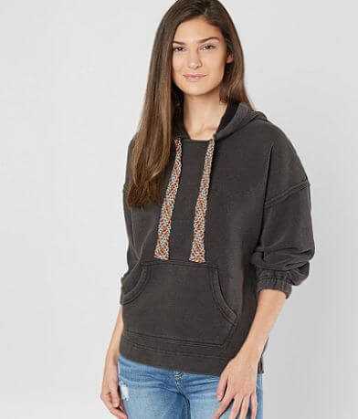 Free People Chill Out Hooded Sweatshirt