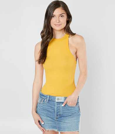 Free People Wide Eyed Tank Top