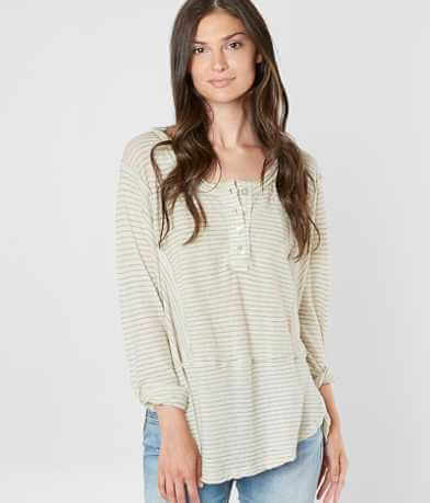 Free People Hong Kong Henley Top