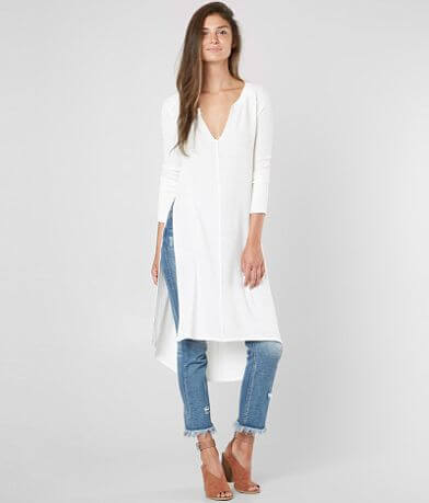 Free People Super Sonic Thermal Tunic Top