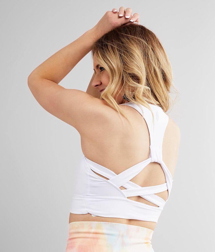 Free People Lightning Synergy Active Bralette front view