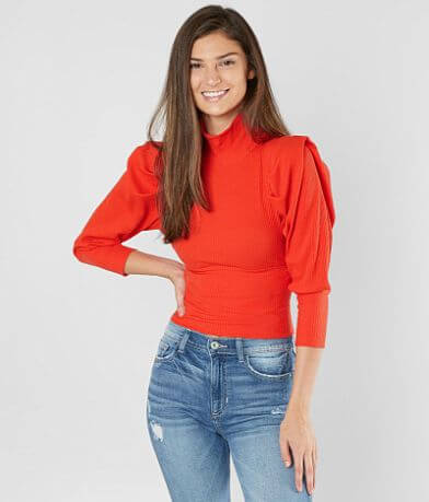 Free People Lala Cropped Top