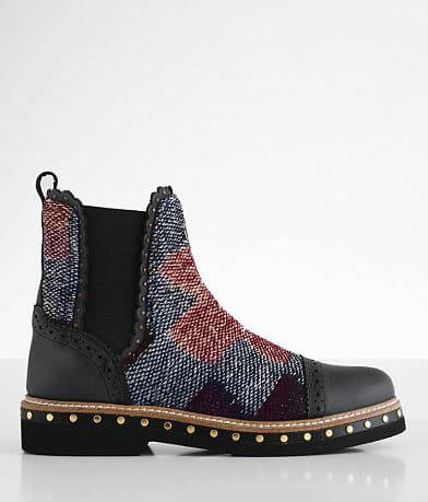 Free People Atlas Leather Chelsea Boot