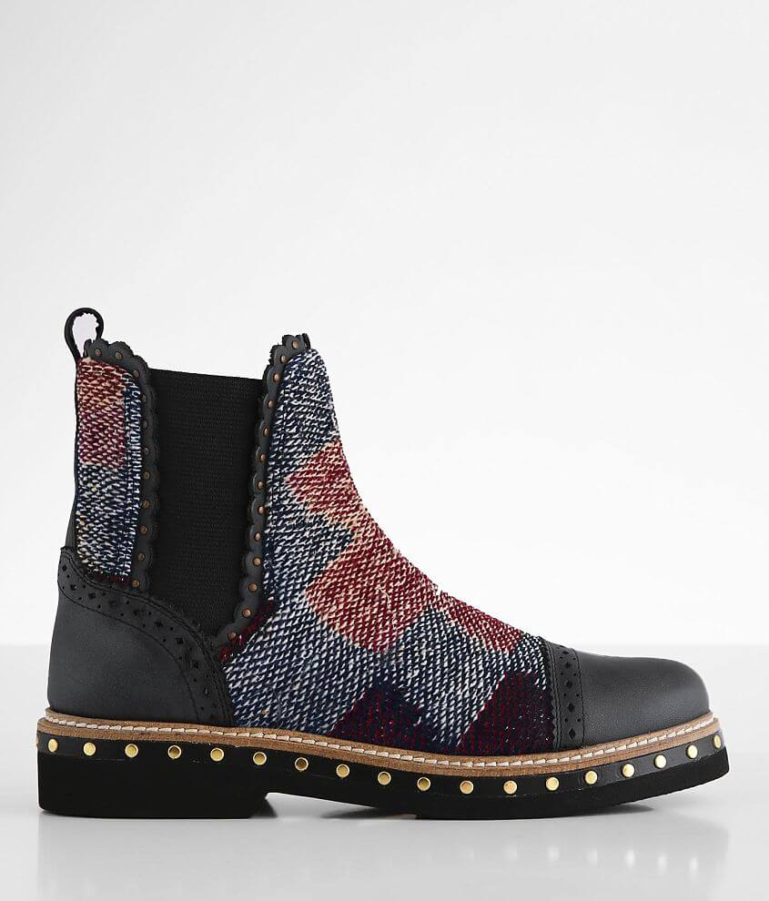 Free People Atlas Leather Chelsea Boot front view