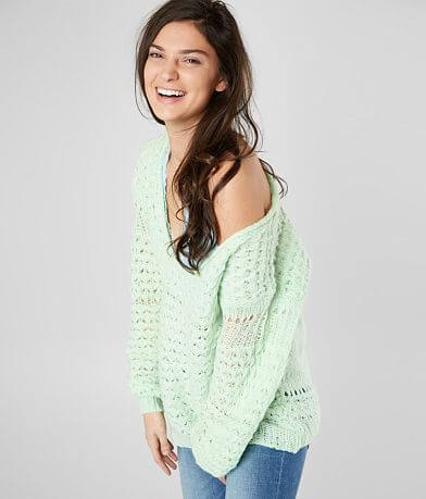 Free People Crashing Waves Sweater