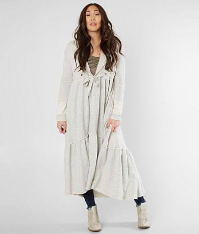 Free People Aphrodite Duster Cardigan