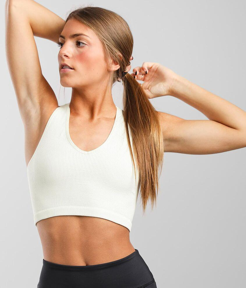 Free People Free Throw Active Stretch Brami front view