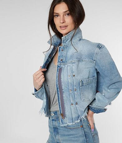 Free People Dillon Denim Jacket