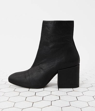Free People Nicola Leather Ankle Boot