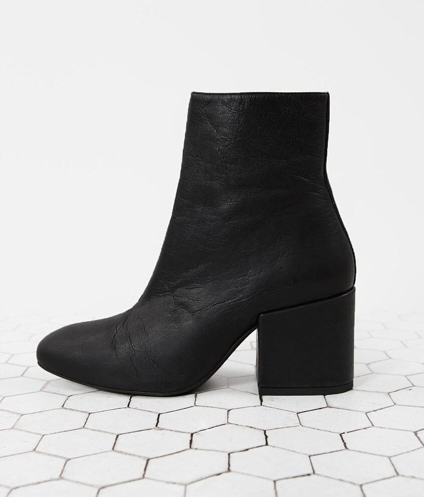 Free People Nicola Leather Ankle Boot front view