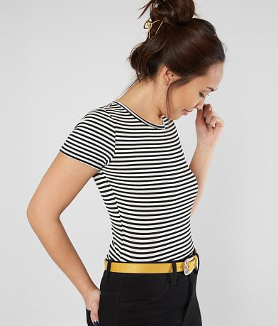 Free People Baby Ribbed Top