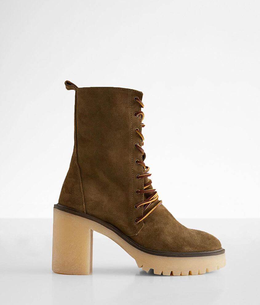 Free People Dylan Leather Boot front view