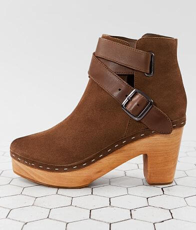 Free People Bungalow Clog Ankle Boot