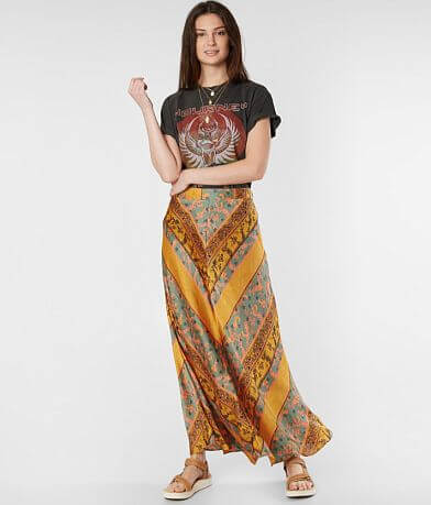 Free People Rio Maxi Skirt