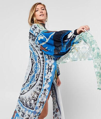 Free People Keep Up With The Kimono