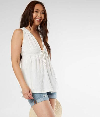Free People Beach Bound Tank Top