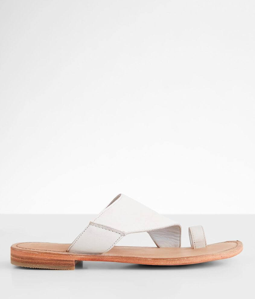 Free People Sant Antoni Leather Sandal front view