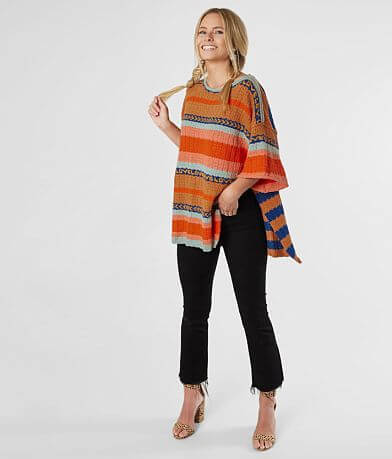 Free People Hidden Love Sweater