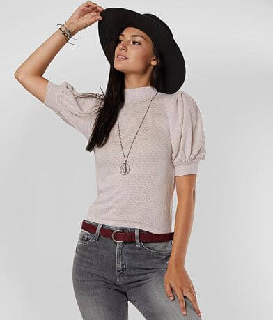 Free People Good Luck Top