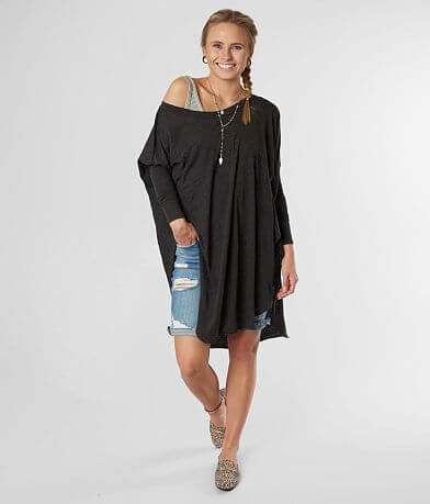 Free People Tell Tale Tunic Top
