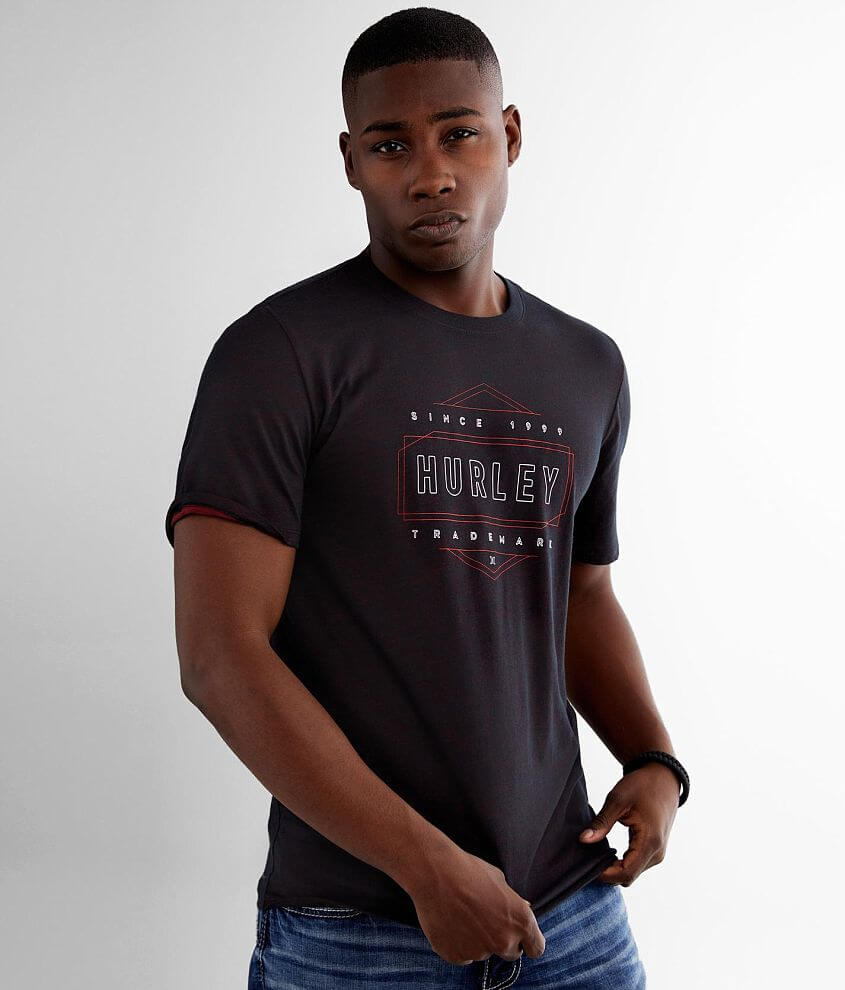 Hurley Sections Dri-FIT T-Shirt front view