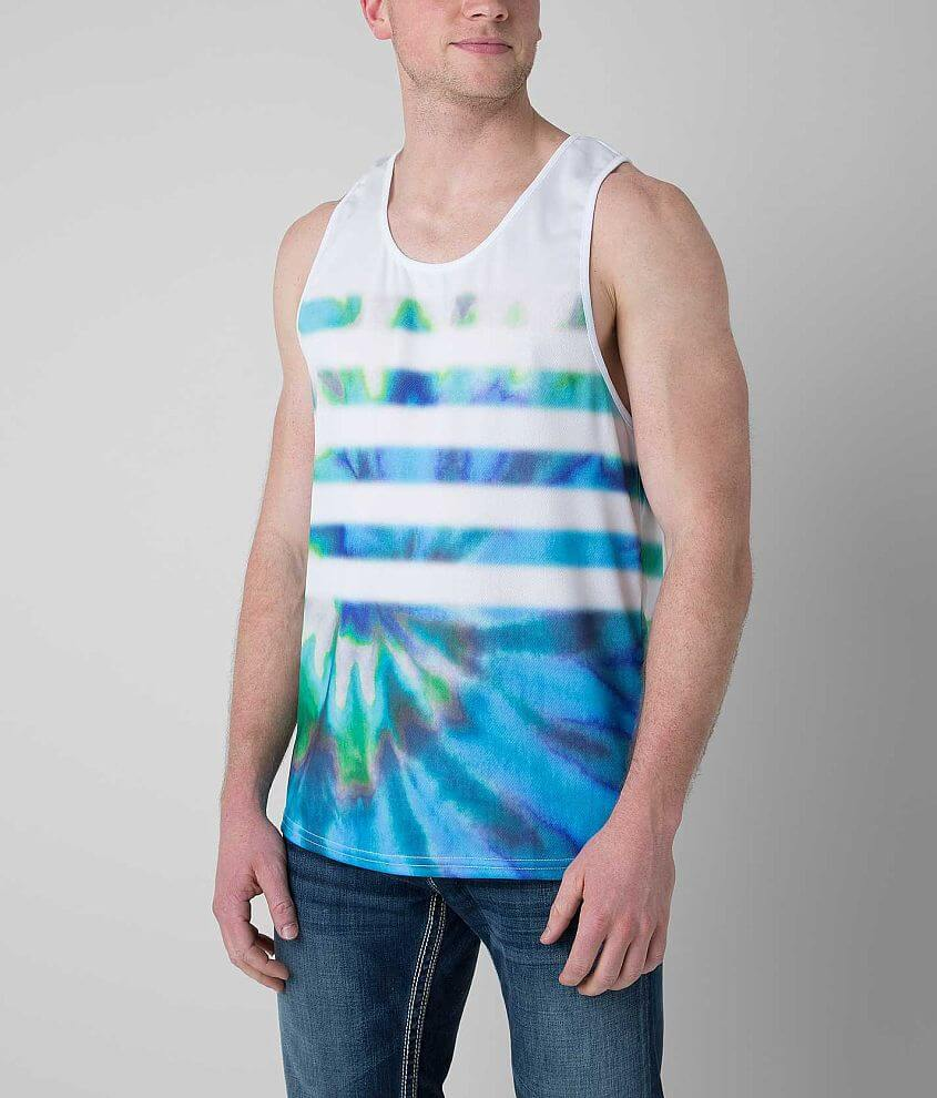 Valor Motley Tank Top front view