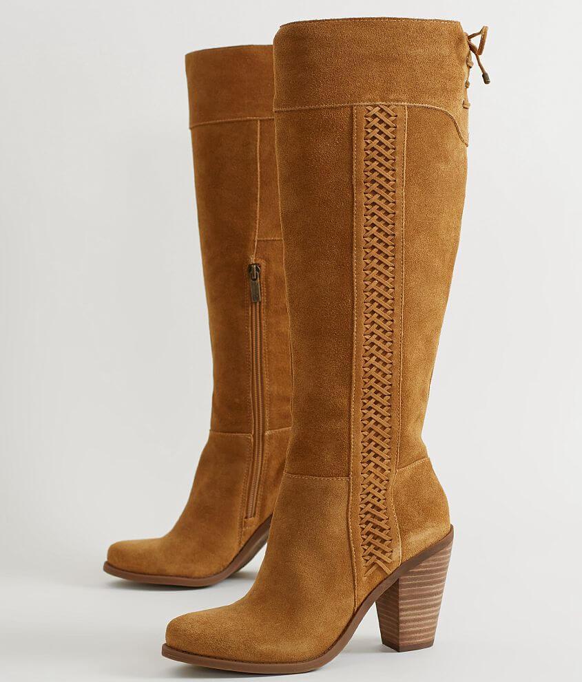 ab32ea4cbf Jessica Simpson Ciarah Boot - Women s Shoes in Honey Brown