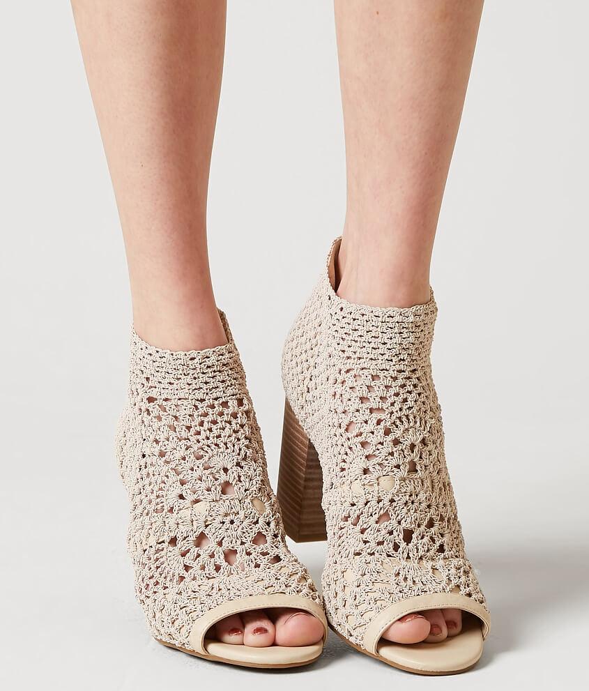 Jessica Simpson Rianne Crochet Bootie 4jOvIt