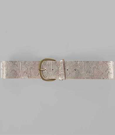 Daytrip Metallic Belt