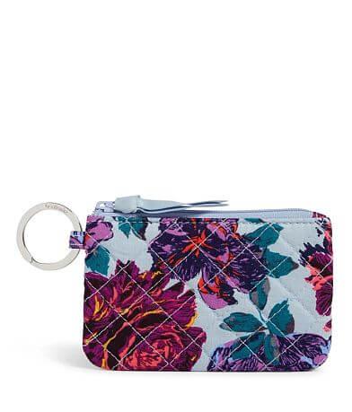 Vera Bradley Petite Neon Blossom Wallet