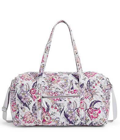 Vera Bradley Hummingbird Park Travel Duffle Bag