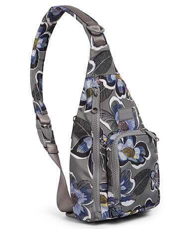Vera Bradley Blooms Shower Mini Sling Backpack