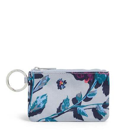 Vera Bradley Neon Ivy ID Wallet