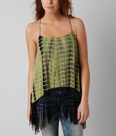 Verty Spine Wash Tank Top