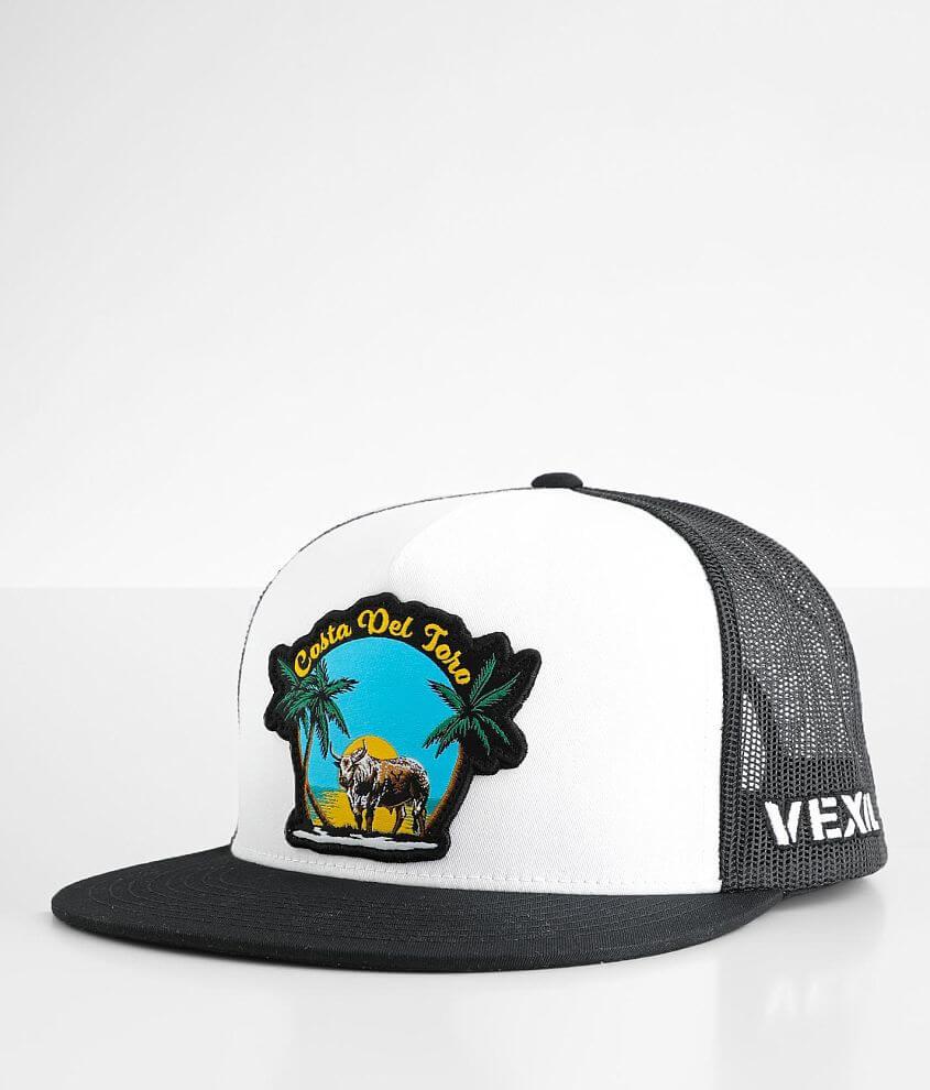 Vexil Costa Del Toro Trucker Hat front view