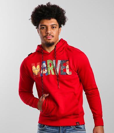 deKryptic Marvel Avengers Unite Hooded Sweatshirt
