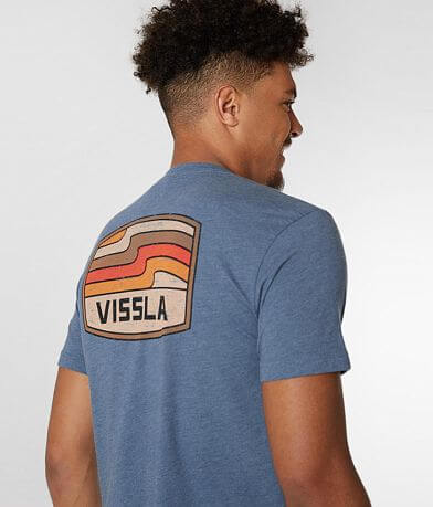 Vissla Wave Badge T-Shirt