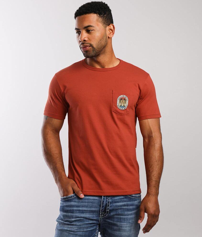 Vissla Playa Palma T-Shirt front view