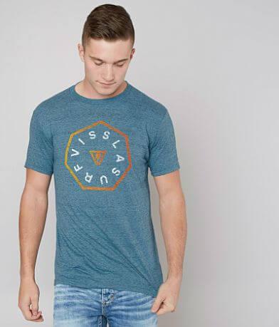 Vissla Charter T-Shirt